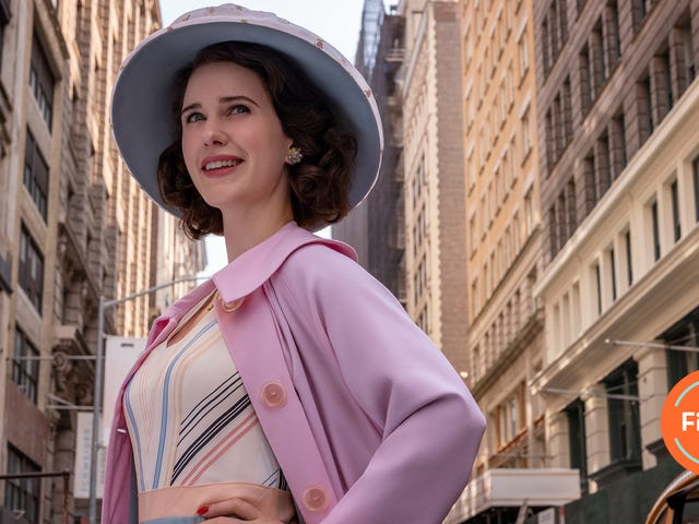 Midge goes straight up antihero in a rollercoaster of a season finale on The Marvelous Mrs. Maisel