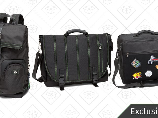 Pack Your Bag Of Holding from ThinkGeek For $30, Plus Free Shipping [Exclusive]