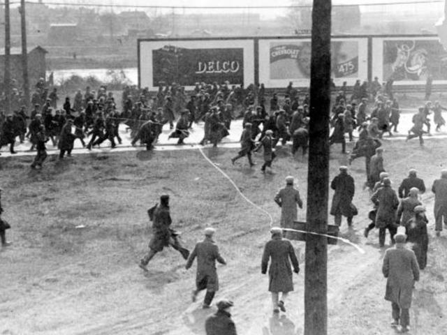 Dlaczego Detroit Park upamiętnia masakrę Forda jest czymś, czego potrzebuje Motor City <em></em>