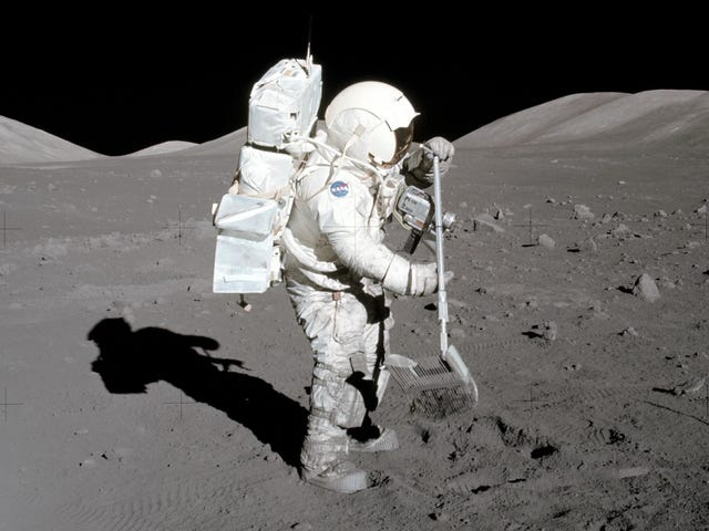 50 Years Later, Precious Moon Samples Will Finally Be Opened