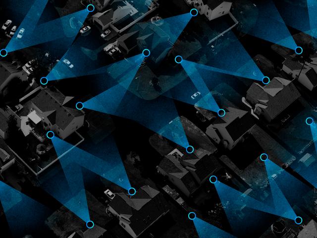 ข้อมูลที่ซ่อนอยู่ของริงขอให้เราทำแผนที่เครือข่ายเฝ้าระวังบ้านที่แผ่กิ่งก้านสาขาของอเมซอน