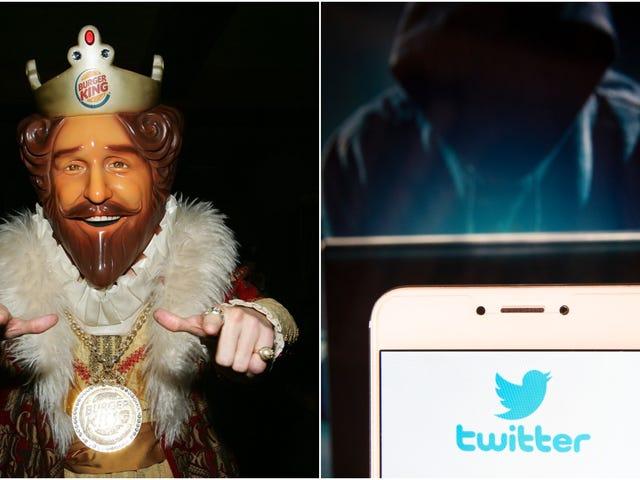 Burger King explains its gibberish stunt, tweets at Pornhub
