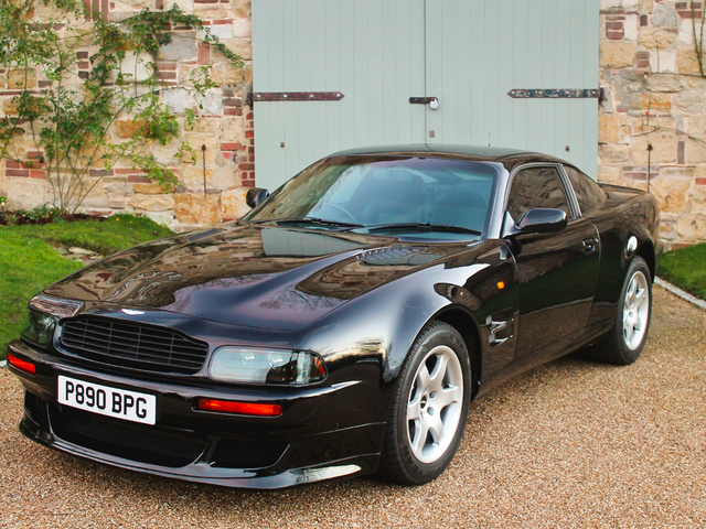 Elton John's Aston Martin Vantage Is For Sale And It Is Perfect Imperfection