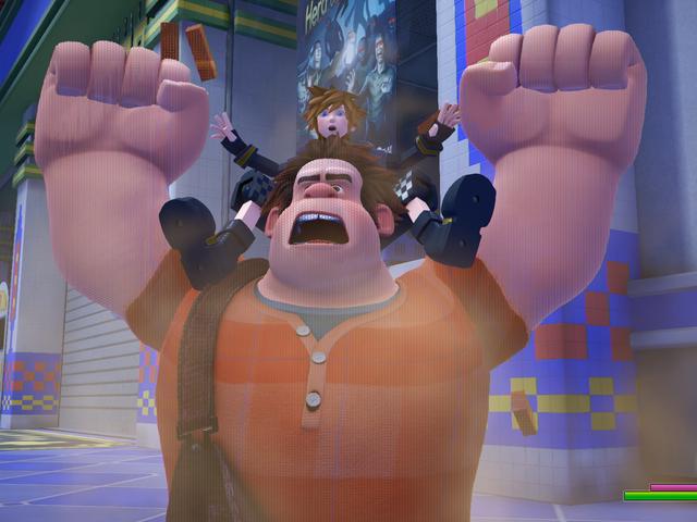 Hands On With Kingdom Hearts III, Finally