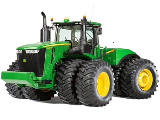 Det er stort, det er grønt, dets AWD og har 420 hk