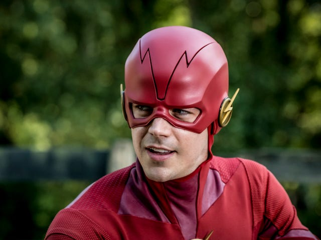 Team Flash gets a new member with a familiar face