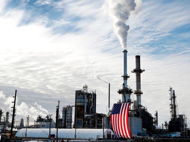 Η αμερικανική βιομηχανία πετρελαίου και φυσικού αερίου είναι τόσο κυνηγική όσο νομίζετε