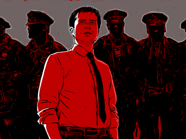 Mayor Pete's Invisible Black Police
