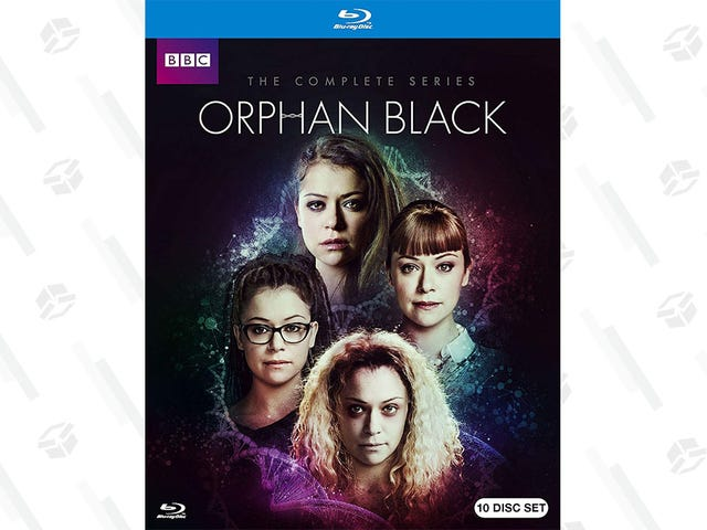 Orphan Black on Blu-Ray Has Never Been Cheaper Than It Is Today