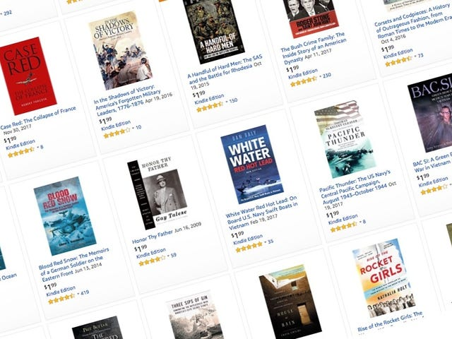 Study Up With These Kindle History Books, All Under $5