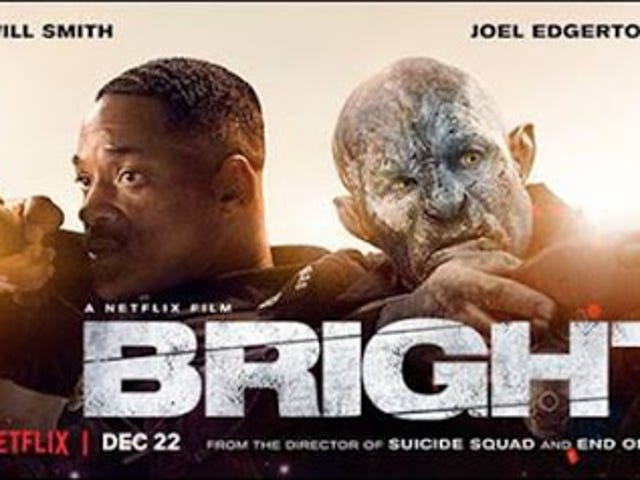 Bright: A Rewrite Too Far