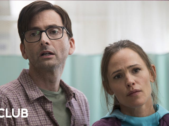 David Tennant talks Camping, and bouncing between the U.S. and U.K. for work