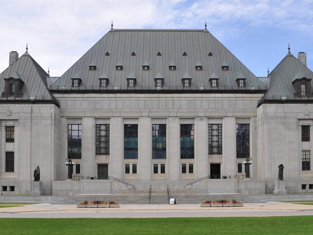 Actually, Secretly Filming Students' Cleavage Is Illegal, Canada's Supreme Court Rules