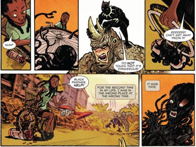 Fantasy Writer Nnedi OkoraforReleases Comic Short Inspired by Chibok, Nigeria, Schoolgirls, Has Novel Developed for HBO