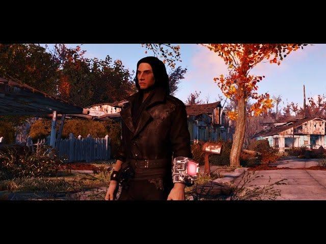 Qué sucedió cuando llevé a Kylo Ren a <i>Fallout 4</i>