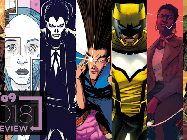 All the Most Spectacular New Comics Coming in 2018