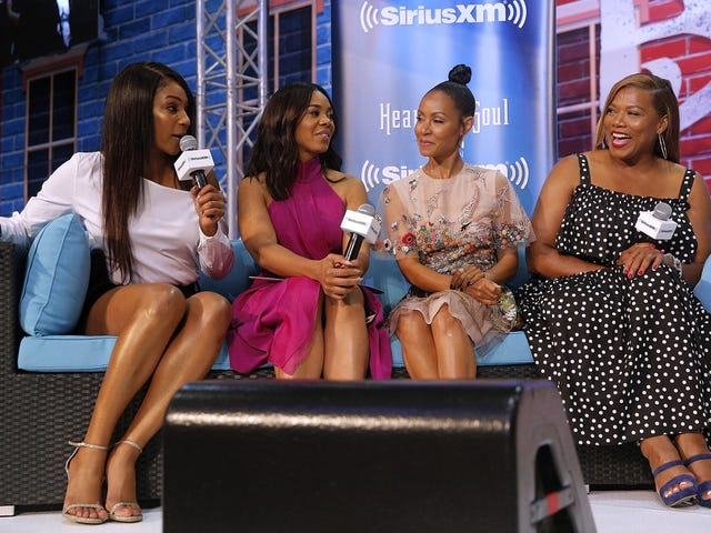 Pack Your Bags: Plans For Girls Trip 2 Are Already in the Works
