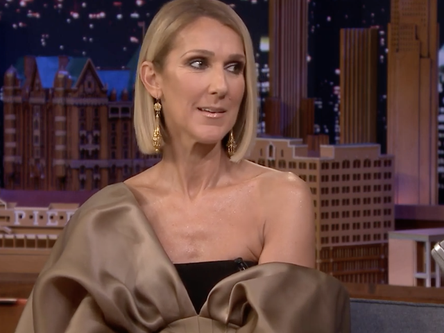 Finally, Celine Dion Weighs in on The Door Debacle