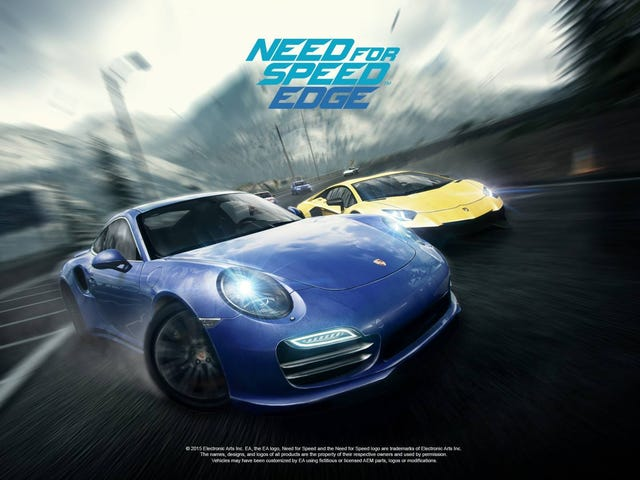 Miss Need for Speed: World and Rivals?