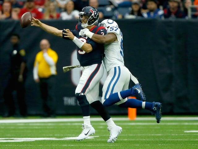 The Texans' Best Remaining Option At Quarterback Is Colin Kaepernick<em></em>