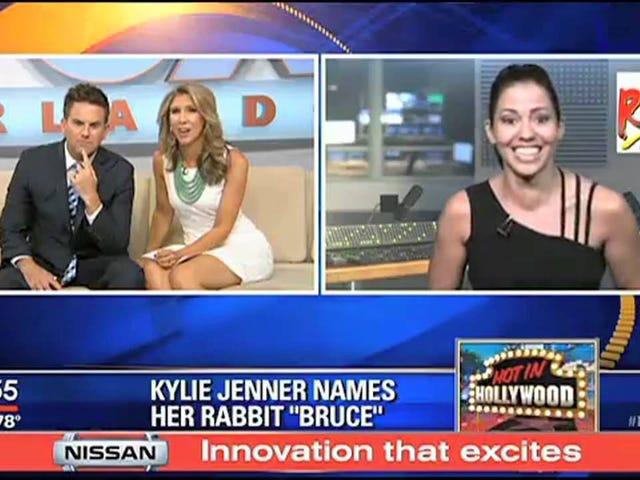 Periodista héroe pierde por tonterías Kardashian