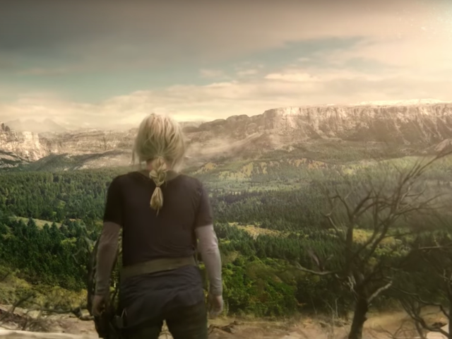 The 100 Trailer Shows How Everyone Is Trying to Reach the Great Valley