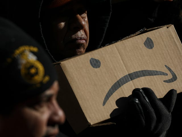 Γιατί ένας δρομολογητής Amazon Freaks μου έξω