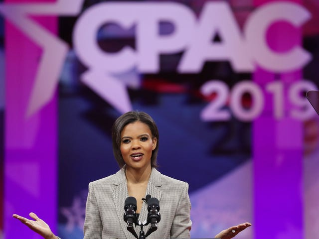 Candace Owens Thinks Racism Is 'Over' Because She Has 'Never Been a Slave'