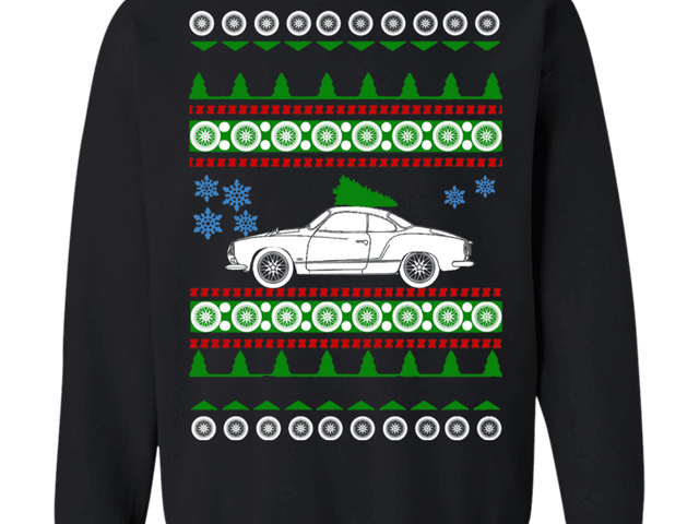 Got an ugly sweater party to go to?