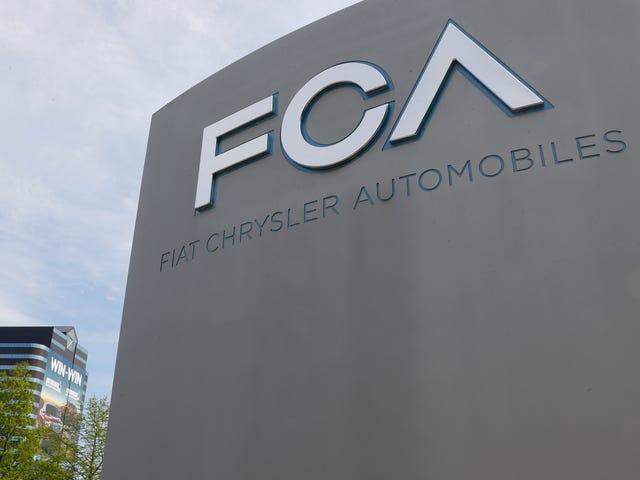La FCA se désiste brusquement des négociations de fusion avec Renault: rapport