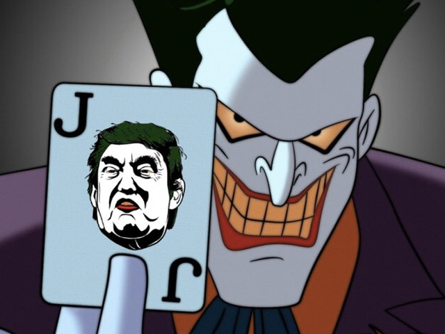 Mark Hamill Returns as the Joker to Mock Donald Trump's Tweets [Updated]