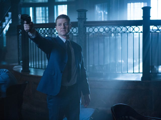 Gordon Is Through Taking People's @#$% On <em>Gotham</em>