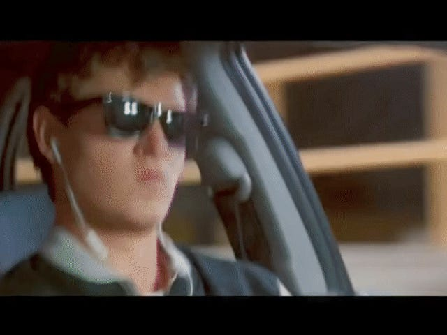 As With All Things, Baby Driver Is Better With Eurobeat