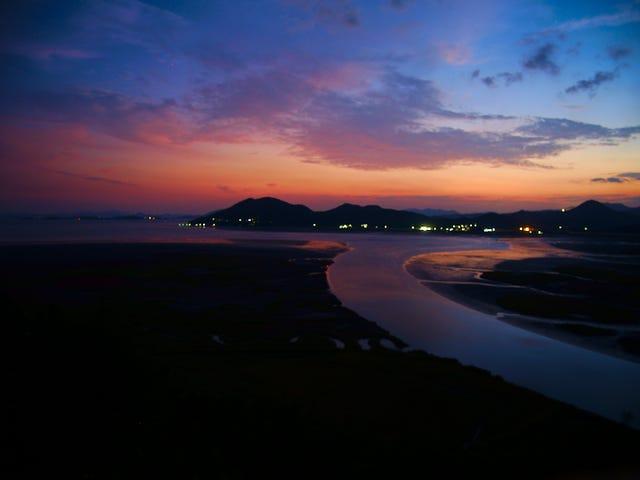 Sunset. Suncheon, South Korea. By Christian Mata | Instagram