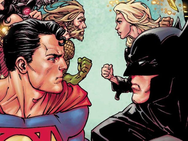 If the Justice League Was a Regular Job, Batman Would 'Obviously' Be an HR Nightmare