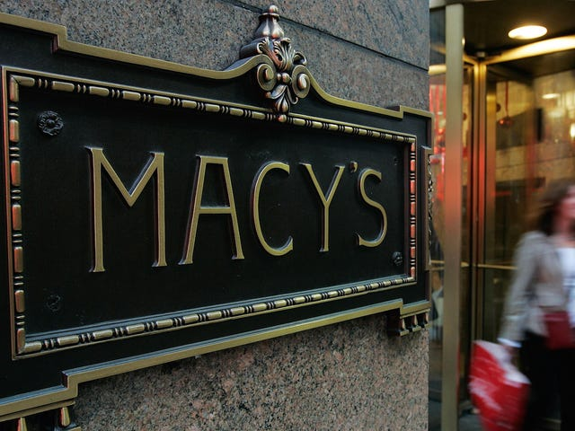 If Macy's Survives It Would Be a Miracle on 34th Street