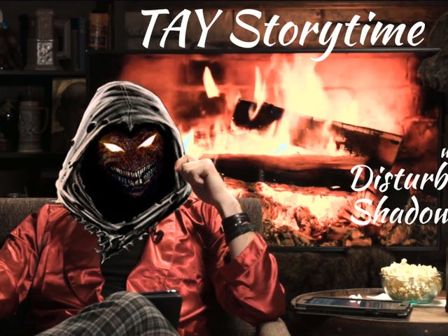 TAY Storytime with DS: Making Progress