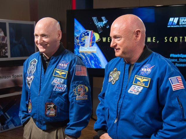 Astronaut Scott Kelly's DNA Did Not 'Change in Space' the Way You Think