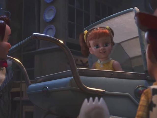 La villana de Toy Story 4 es esta macabra muñeca de 1950