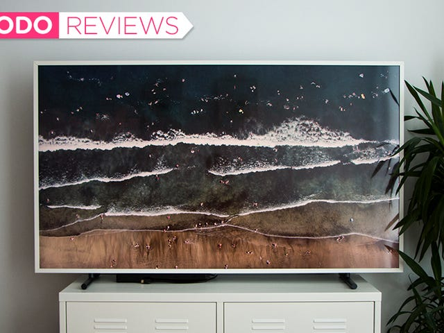 The Frame by Samsung Is Not a Work of Art, But It Sure Is a Fine TV