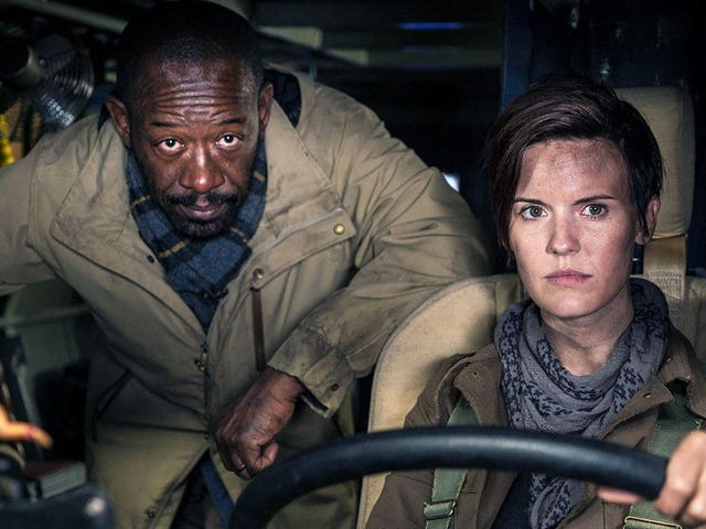 Fear the Walking Dead Is Back With A Lot Of New Faces