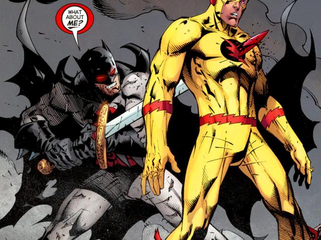 Epätodennäköinen Flash-nuolen teoria