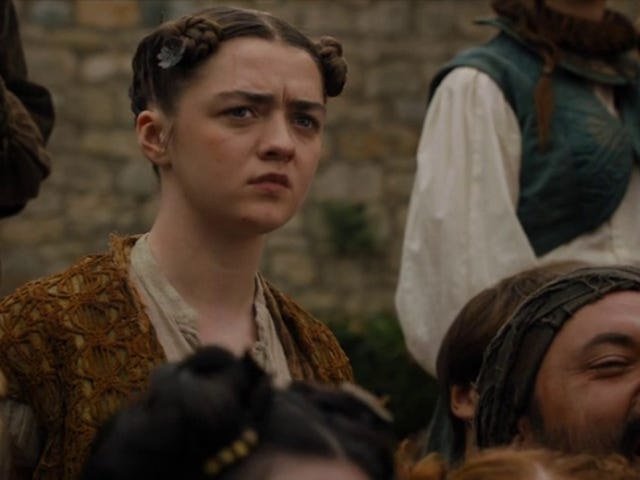 A Brief History of Arya, the Incompetent Assassin
