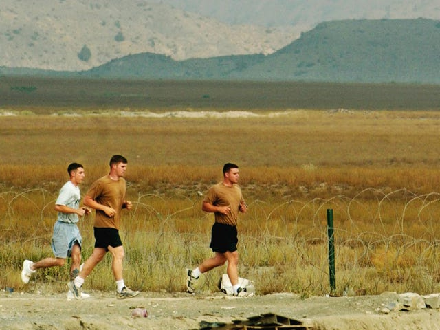 Secret Military Installations Apparently Revealed By Snitch-Ass Fitness Tracking App