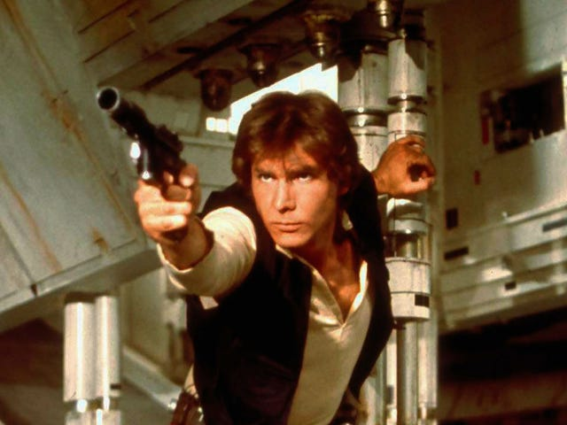 Every Male Actor Ever Is Trying to Get Cast as the Young Han Solo