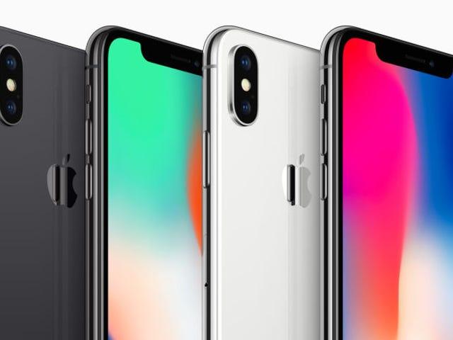 애플은 아이폰 엑스와 비교해 2018, 루모 레스를 낳는다.