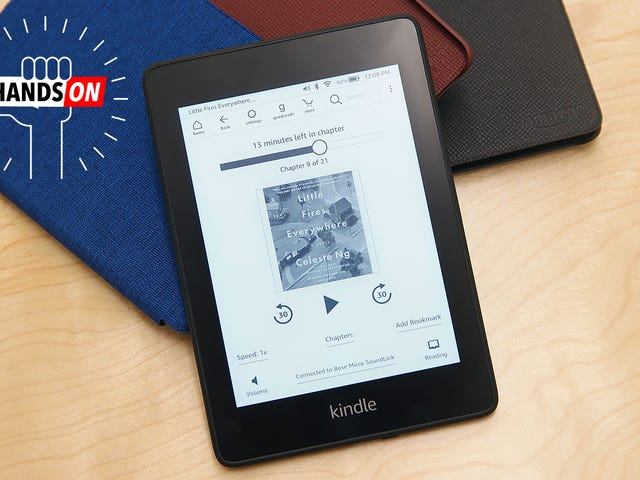 Amazon's Most Popular Kindle Could Now Be Its Best Buy