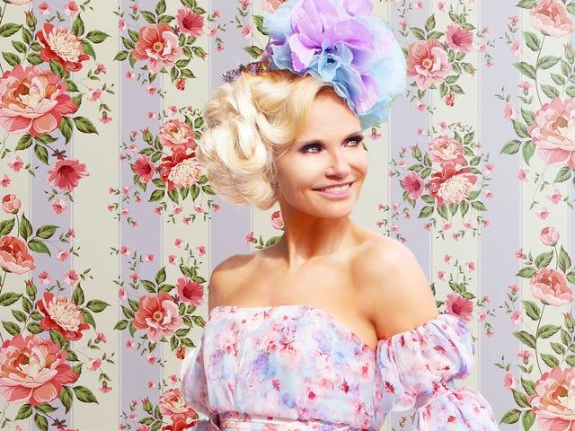 Kristin Chenoweth palaa ABC: ksi todelliseksi kotirouheksi, joka tulee Fairy Godmater