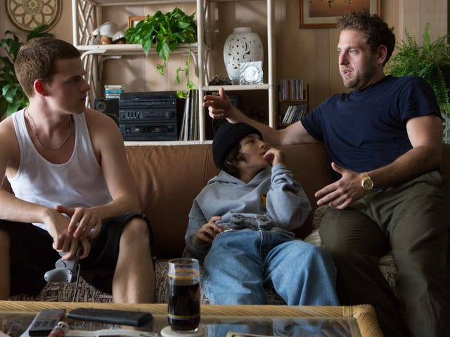 America, relive the Mid90s with Jonah Hill and A24 for free