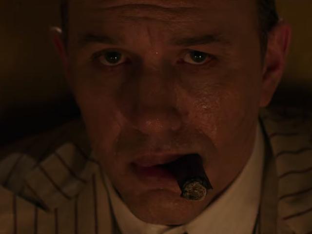 Tom Hardy, Tom Hardy's latest weird voice co-star in Capone trailer